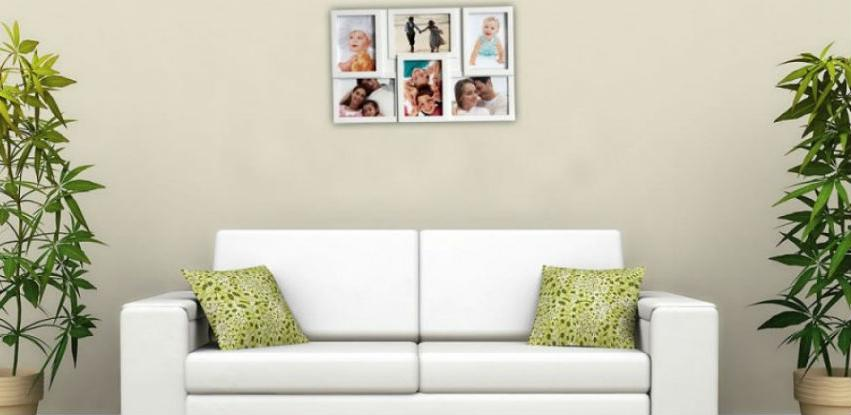Dekorativni okviri za dom i kancelariju