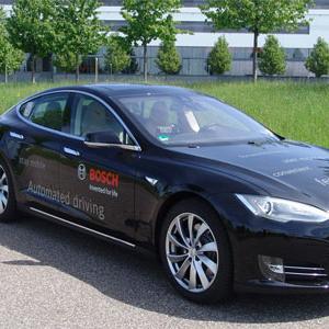 Robert Bosch: Nova testna vozila za automatiziranu vožnju