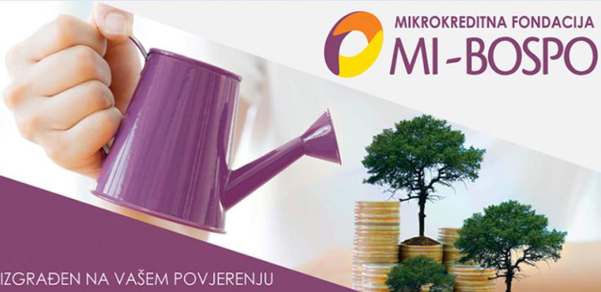 MI BOSPO: Biznis zeleni mikrokredit