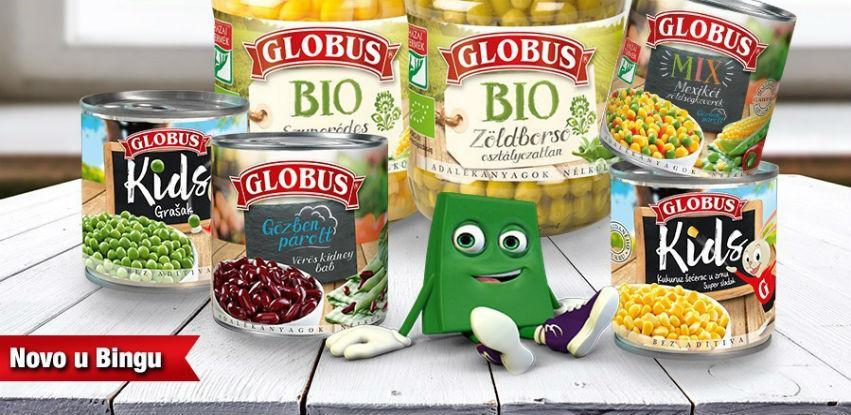 Novo u Bingu – Globus proizvodi bez konzervansa i GMO