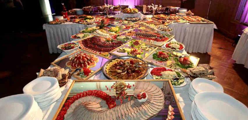 Društveni catering povjerite firmi Ibes