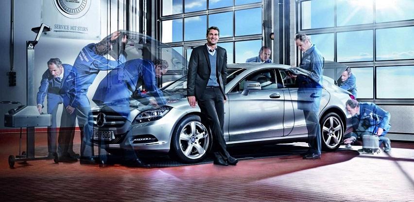 Mercedes-Benz servisni paketi