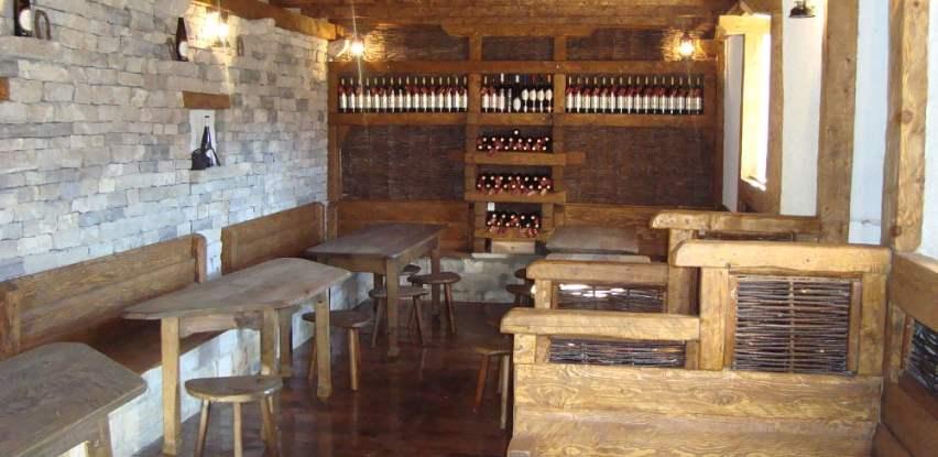 """""""Vinogradareva kuća"""" je smještena usred Carskih vinograda sa Žilavkom"""