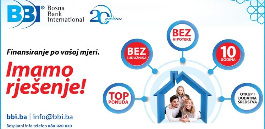 BBI - Posebna ponuda finansiranja za građane
