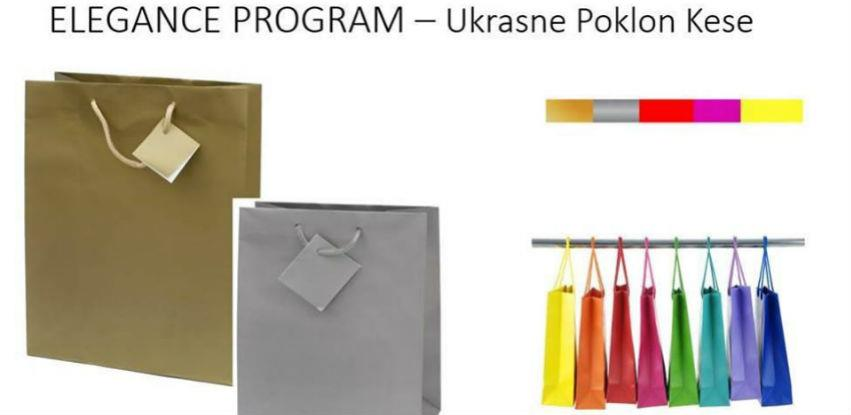 Elegance program – Ukrasne poklon kese po sniženim cijenama