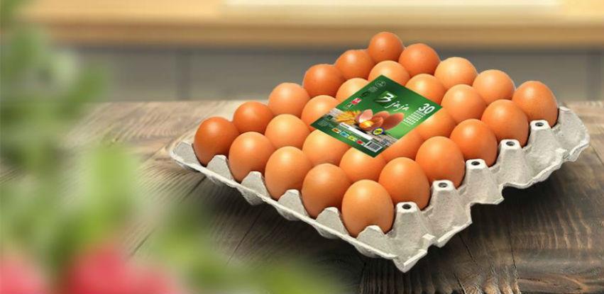 Bingo proizvodnja: Uvijek svježe iz Bingo farme jaja