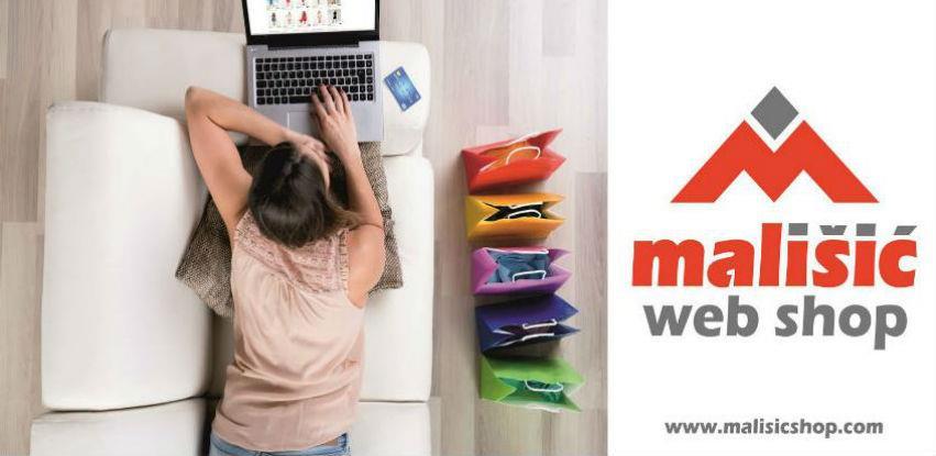 Vaše slobodno vrijeme je dragocjeno! Zato kupujte na Mališić web shop-u!