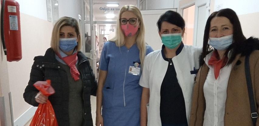 Addiko paketići za male pacijente Kantonalne bolnice u Zenici