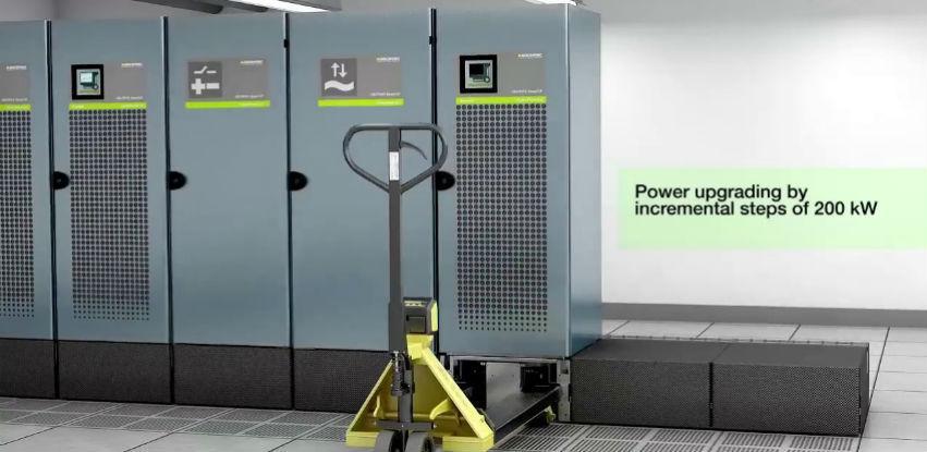 UPS Socomec Delphys: Visoka efikasnost bez kompromisa