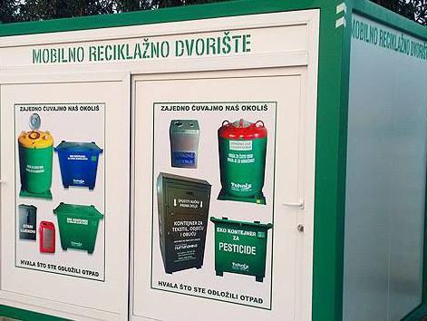 Wintec - Mobilno reciklažno dvorište