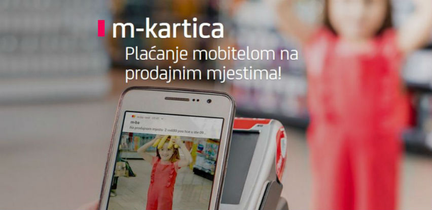 """""""m-kartica"""" - Plaćanje mobitelom na prodajnim mjestima - UniCredit Bank"""
