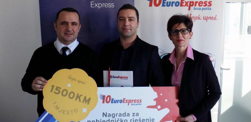 EuroExpress brza pošta izabrala najbolja grafička rješenja za novu maskotu