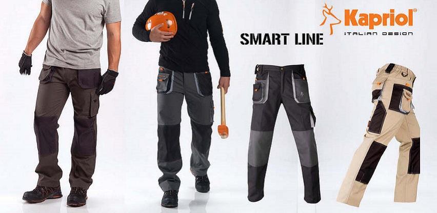 Kapriol Point vam predstavlja hlače za brojne aktivnosti na otvorenom