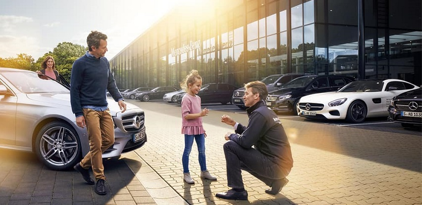 Mercedes-Benz servisni paketi - obezbijedite sigurnost od prvog kolometra!