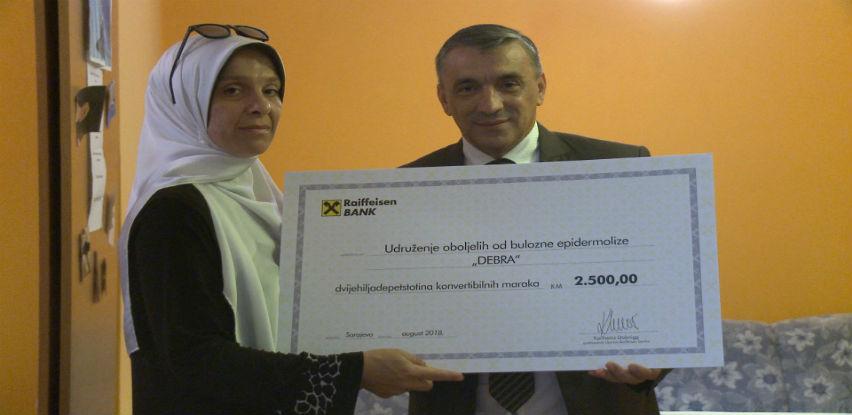 Raiffeisen banka donacijama obilježila bajramske praznike