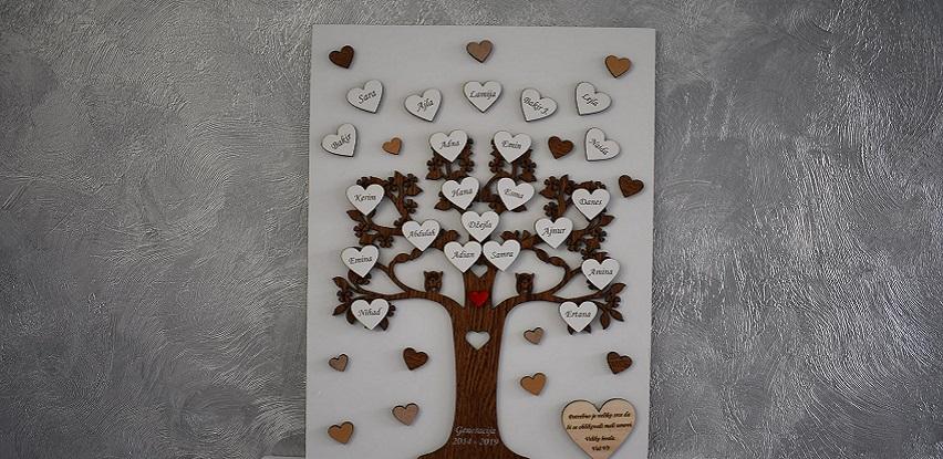 Drvo uspomene za trajno sjećanje na školske dane