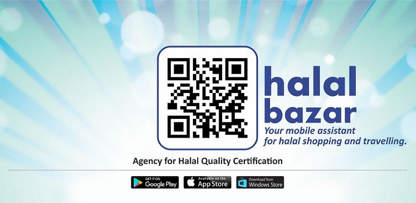 HALAL BAZAR aplikacija: Vodić za kupce halal proizvoda i usluga