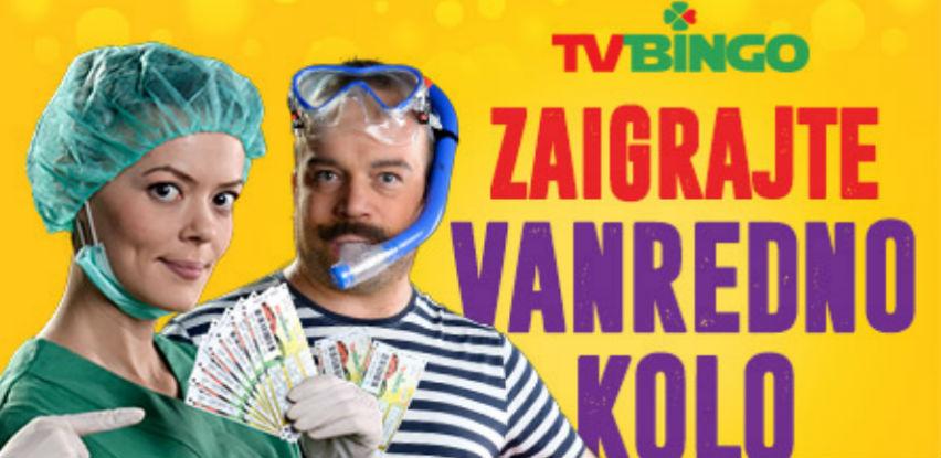 Večerašnje vanredno kolo TV Binga donosi brojne dobitke