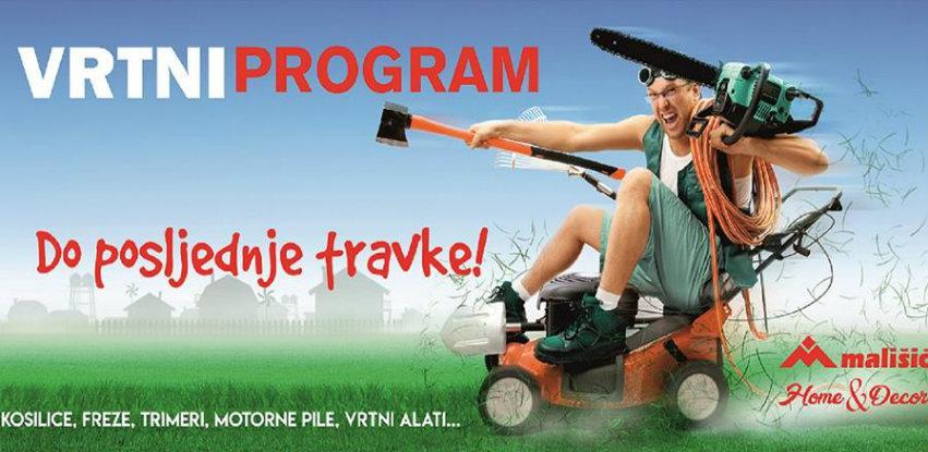 Vrtni program u Mališić Home&Decor je dobar izbor za Vas!