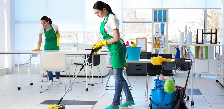 GREENTIME nudi usluge održavanja prostorne higijene