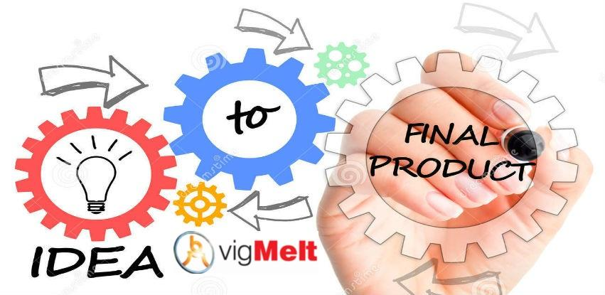 Sa Vigmeltom jednostavan put od ideje do gotovog proizvoda