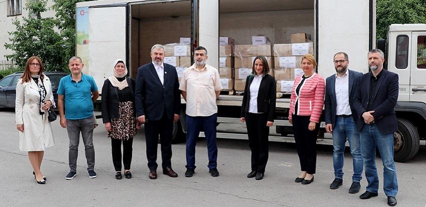 BBI banka u saradnji s partnerima donirala pakete hrane porodicama širom BiH