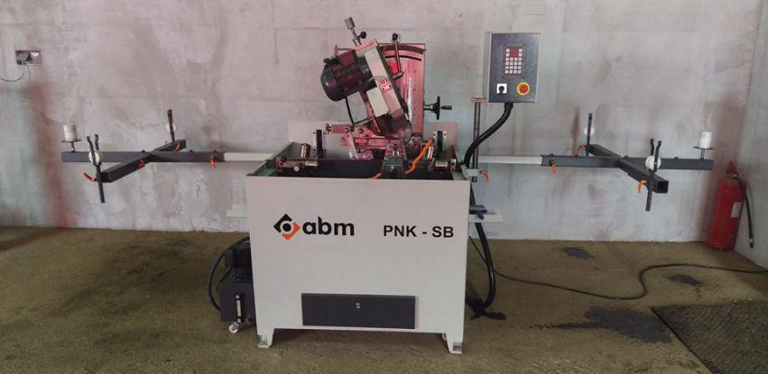 Mašina za oštrenje tračnih pila - ABM Makine