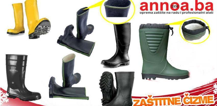 Annoa zaštitne čizme! Iskoristite akciju! Uštedite novac! (Foto)
