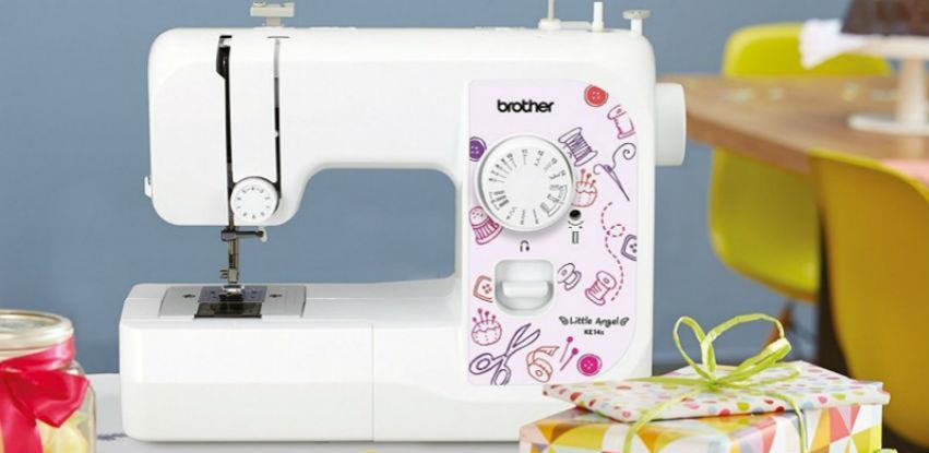 NOVO u Bingu! Brother mašina za šivenje KE14S savršena za početnike!