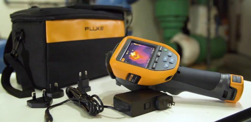 Akcija: Termografska kamera za industrijsko održavanje