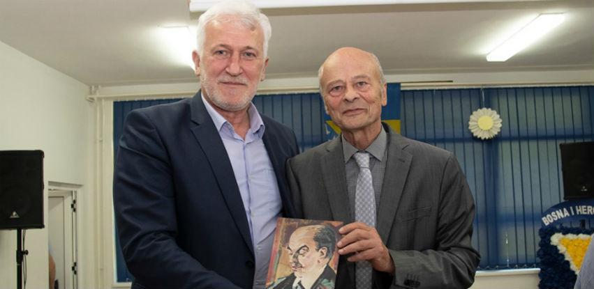 Promovisana knjiga pjesama Lirika pjesnika Envera Čolakovića