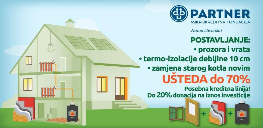 Kroz energijsku efikasnost povećajte komfor vašeg doma i ostvarite uštede