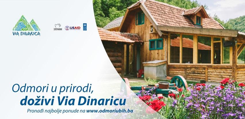 Vaučeri sa 200 KM popusta za Via Dinarica pakete na www.odmroiubih.ba