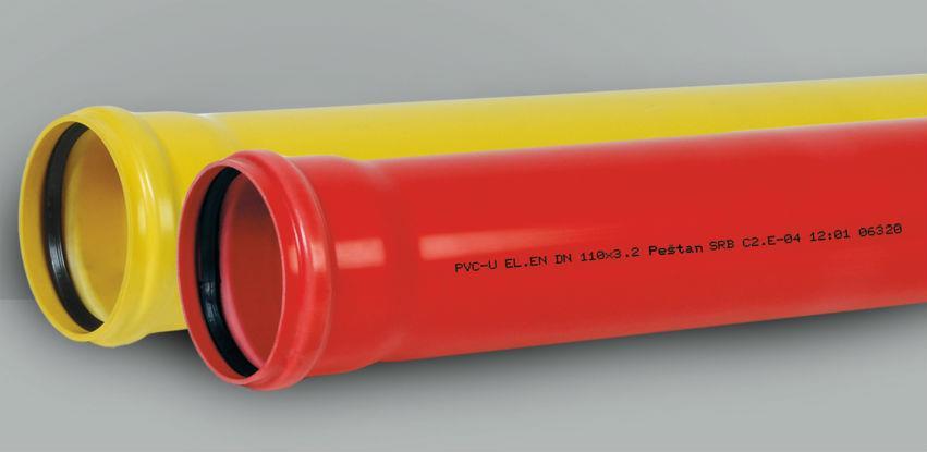 PVC PTT i EL.EN cijevi - Pouzdana zaštita elektroenergetskih i telekom kablova