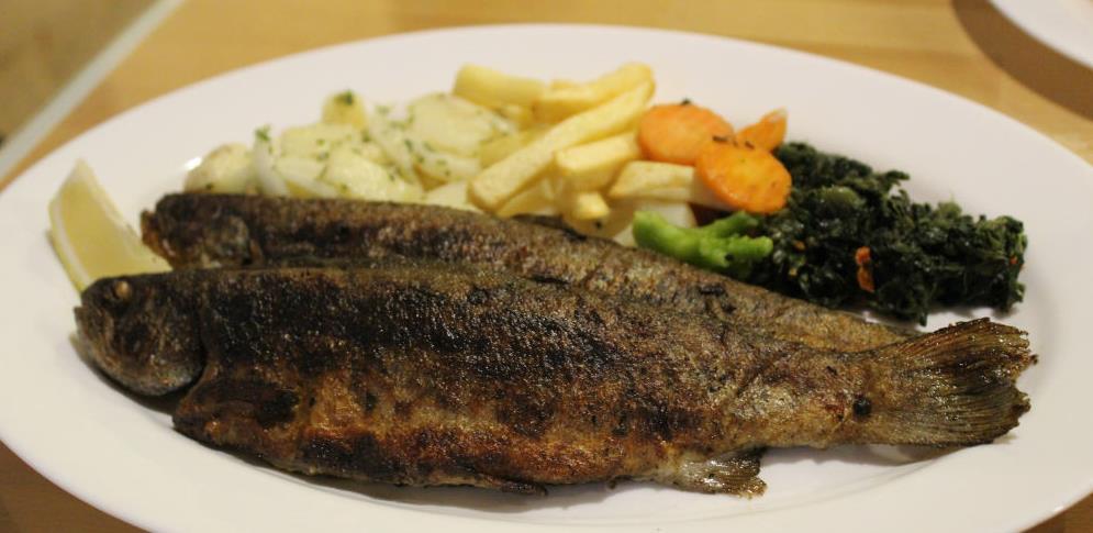Osjetite svu slast ribe u Restoranu