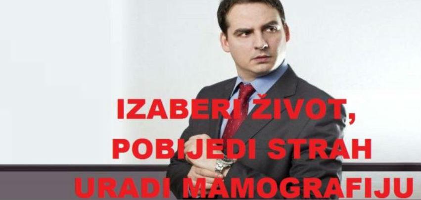 Zoran Kesić: Izaberite život, pobijedite strah - obavite mamografiju