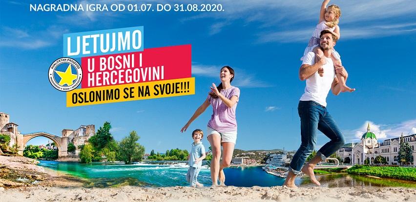 Nagradna igra: Ljetujmo u Bosni i Hercegovini – Oslonimo se na svoje!
