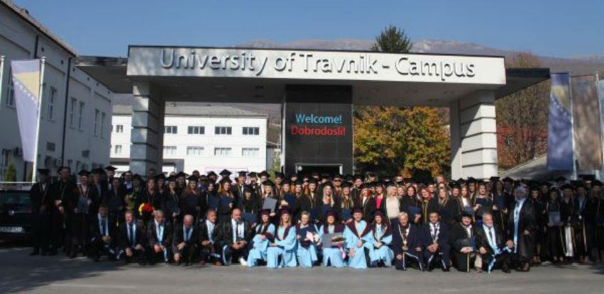 Svečana promocija diplomanata, magistranta i doktoranata u Travniku (Foto)