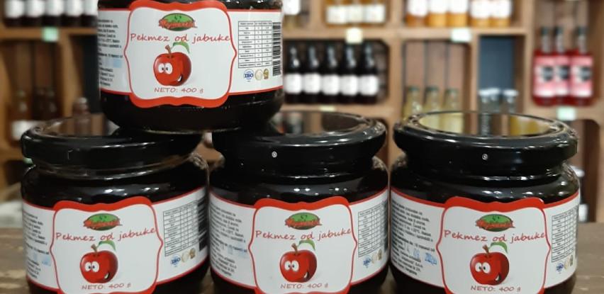 U Dedinoj magazi potražite pekmez od jabuke proizveden na tradicionalan način
