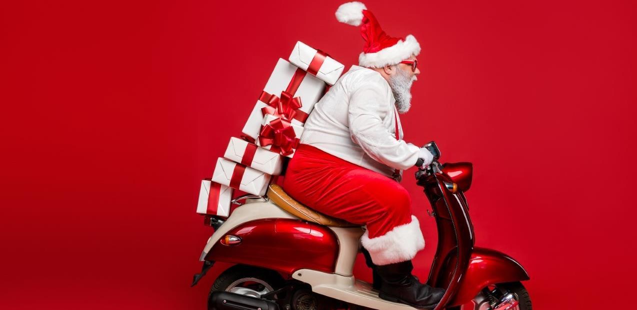 Novogodišnja Bisnode bajka (ili kako je i Deda Mraz postao Bisnodeov klijent)
