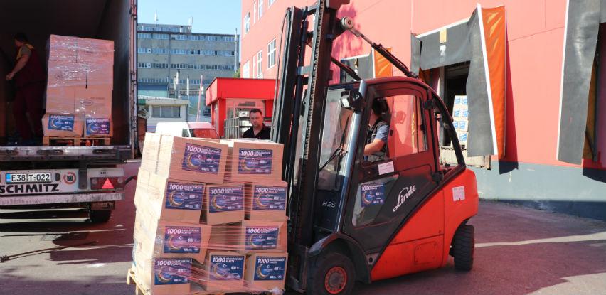 Hiljadu ramazanskih paketa za povratničke porodice širom BiH