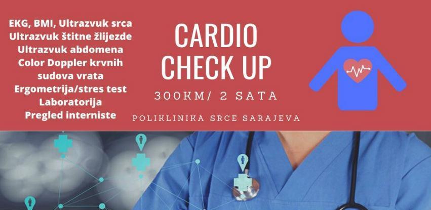 Napravite pravi potez u korist svog zdravlja i uradite godišnji Check up