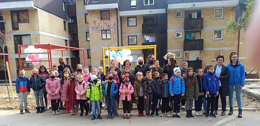 alterural rekonstrukcija i uređenje dječjeg parka i igrališta u naselju vareš majdan
