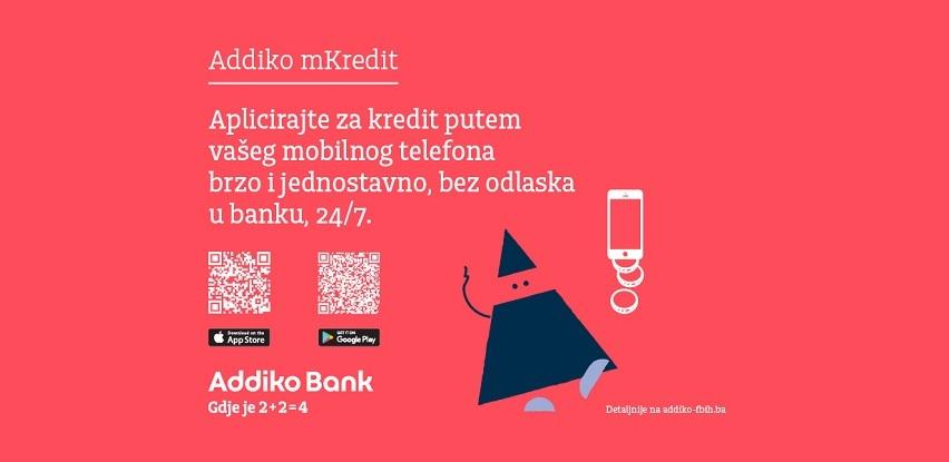 Nova pogodnost u okviru Addiko Mobile usluge