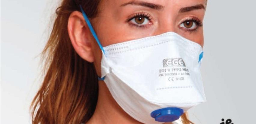Za lakše i sigurno disanje EGE RESPIRATORNE MASKE