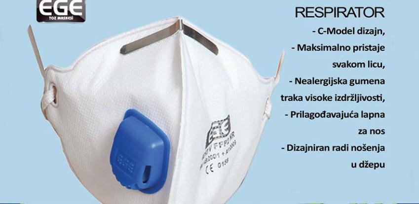 Novo u ponudi na kioscima iNovina! Respirator Serije C!