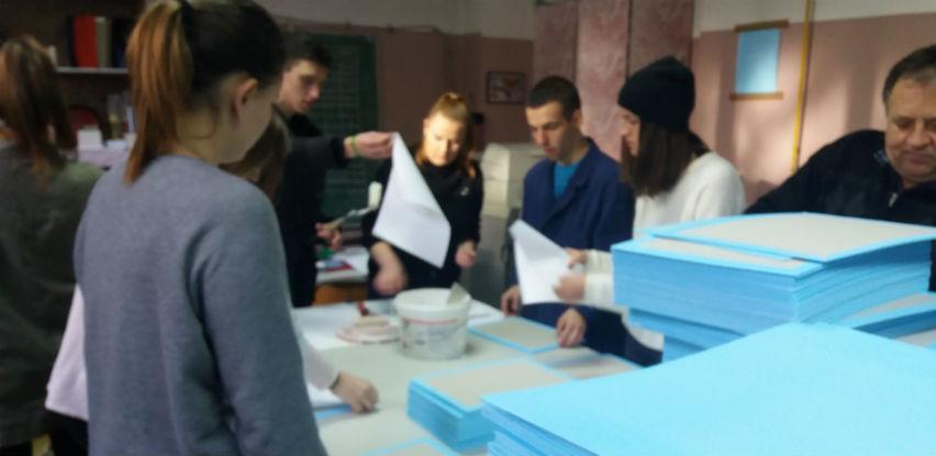 Donacija Srednjoj tehničkoj školi grafičkih tehnologija u Sarajevu