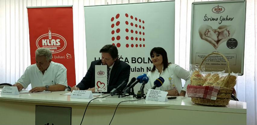 Građani Sarajeva i Klas donirali ultrazvučni 4D aparat Općoj bolnici