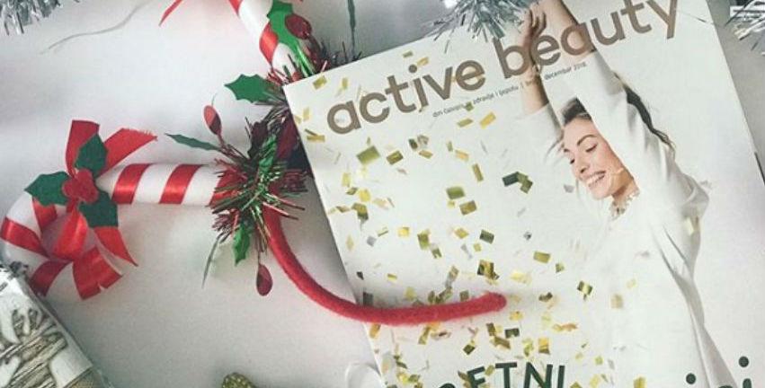 """Stigao je novi broj vašeg omiljenog """"active beauty"""" časopisa"""