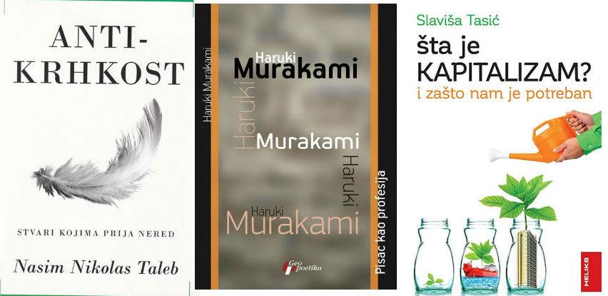 """Knjiga.ba: Predstavlja nove naslove koji će vas """"natjerati na razmišljanje"""""""